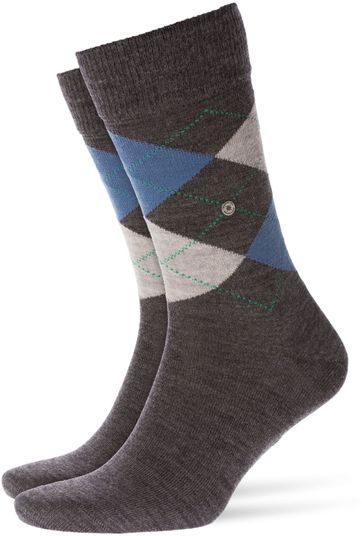 Burlington Socks Edinburgh 3090