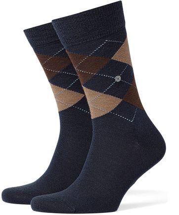 Burlington Socks Edinburgh 6143