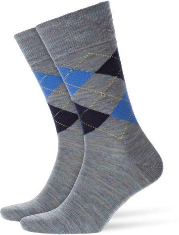 Burlington Socks Edinburgh Melange 6334