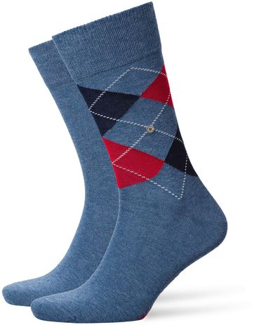 Burlington Socks Everyday Blue