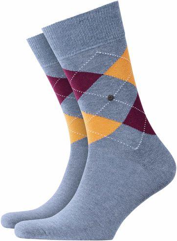 Burlington Socks King 6667