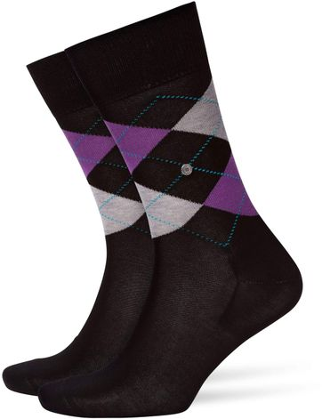 Burlington Socks Manchester 3032
