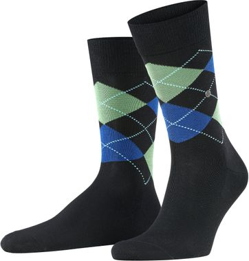 Burlington Socks Manchester 3034