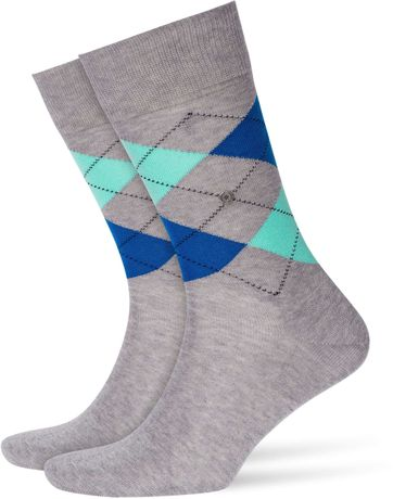 Burlington Socks Manchester 3639