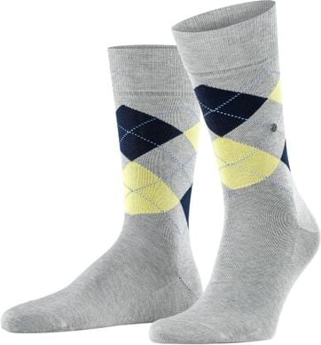 Burlington Socks Manchester 3719