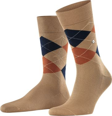 Burlington Socks Manchester 5069