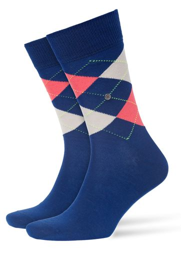 Burlington Socks Manchester 6053