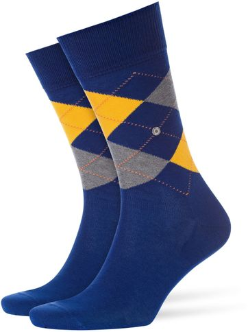 Burlington Socks Manchester 6057