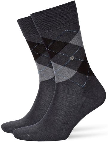 Burlington Socks Manchester 6063