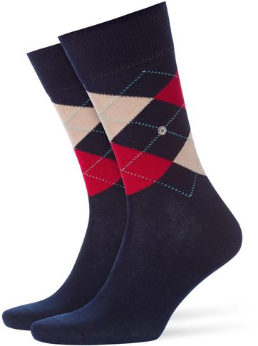 Burlington Socks Manchester 6155