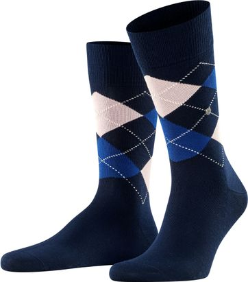 Burlington Socks Manchester 6157