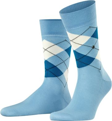 Burlington Socks Manchester 6283
