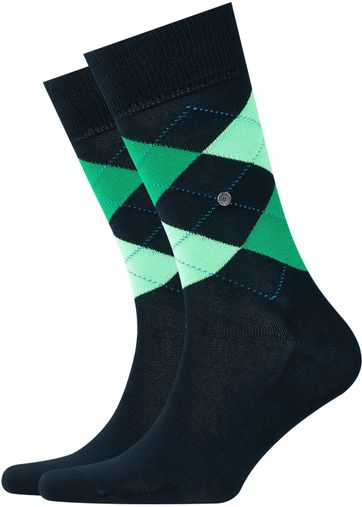 Burlington Socks Manchester 6380
