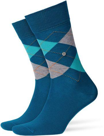 Burlington Socks Manchester 6389
