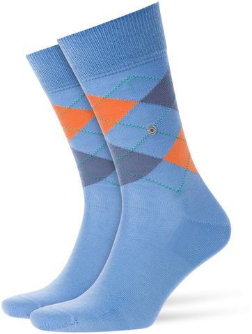 Burlington Socks Manchester 6558