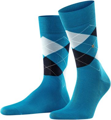 Burlington Socks Manchester 6834