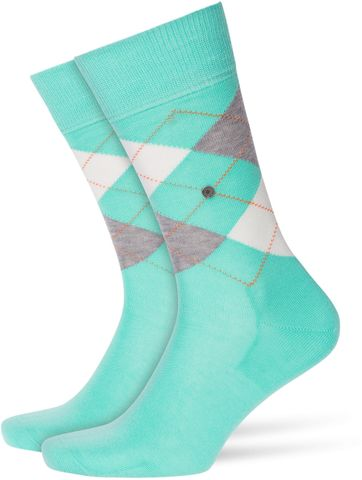 Burlington Socks Manchester 6897