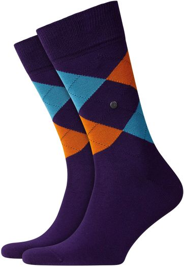 Burlington Socks Manchester 6988