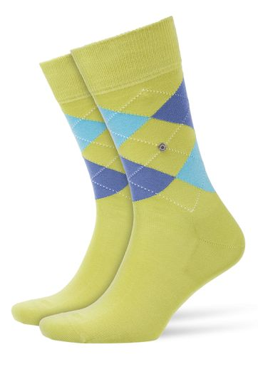 Burlington Socks Manchester 7087