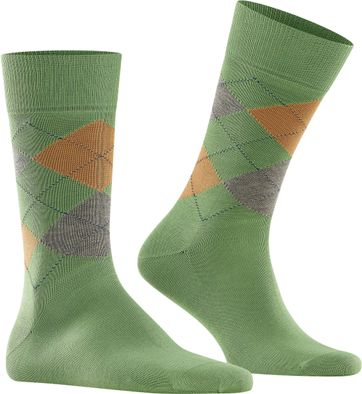 Burlington Socks Manchester 7751