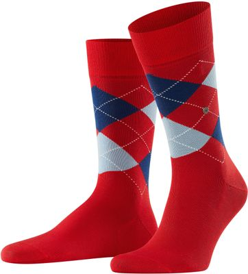 Burlington Socks Manchester 8070