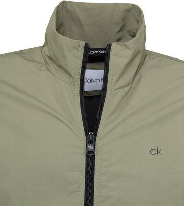 Calvin Klein Jacke Grün