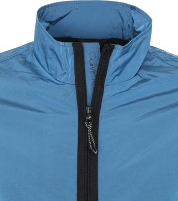 Calvin Klein Jacket Easy Blouson Blue