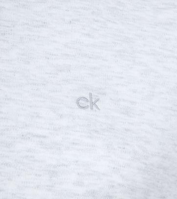 Calvin Klein Polo Grau