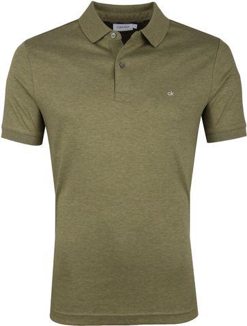 Calvin Klein Poloshirt Dark Green
