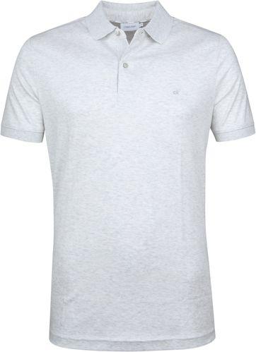 Calvin Klein Poloshirt Grey