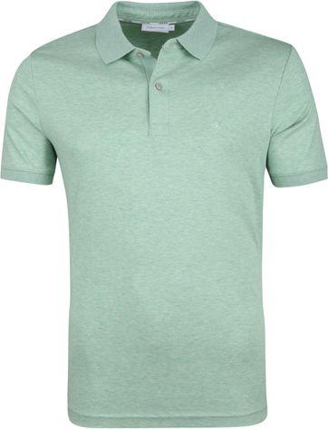 Calvin Klein Poloshirt Mint Green