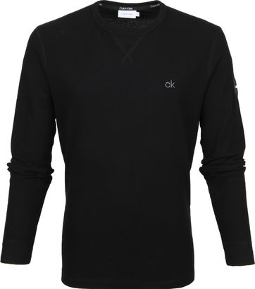Calvin Klein Pullover Black