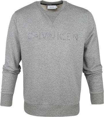 Calvin Klein Pullover Grau