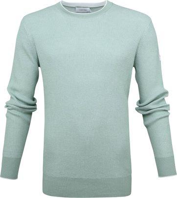 Calvin Klein Pullover Groen