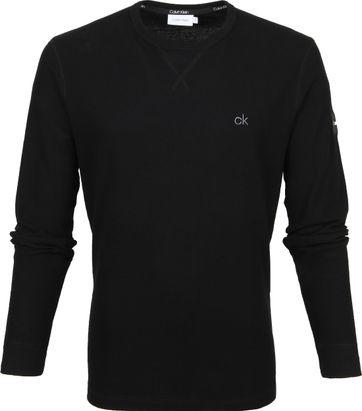 Calvin Klein Pullover Zwart