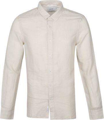 Calvin Klein Shirt Light Grey