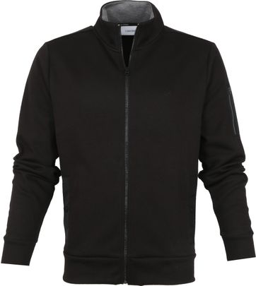 Calvin Klein Techno Jacket Black