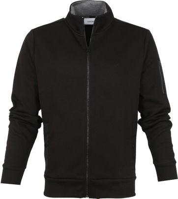 Calvin Klein Techno Jacket Black