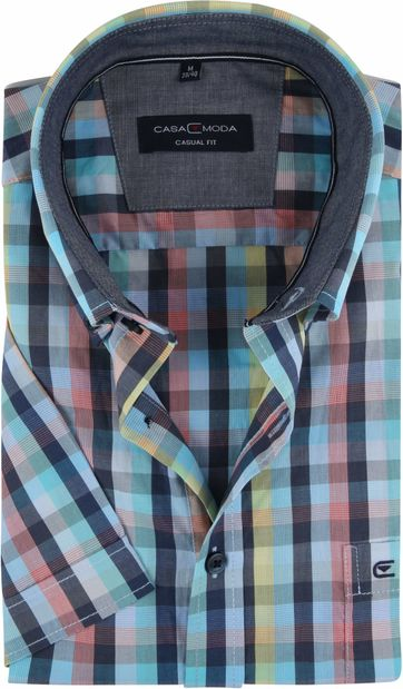 Casa Moda Casual Shirt Check