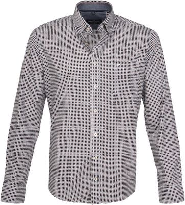 Casa Moda Casual Shirt Dots