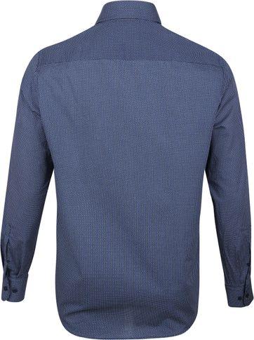 Casa Moda Casual Shirt Navy Squares