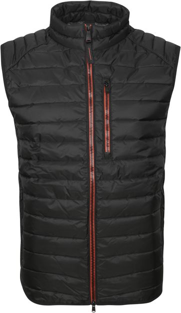 Casa Moda Outdoor Waistcoat Black