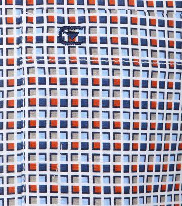 Casa Moda Overhemd Vierkanten