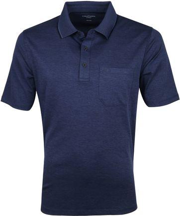 Casa Moda Polo Shirt Navy