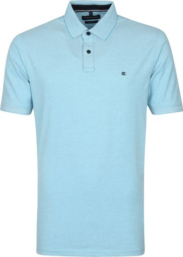 Casa Moda Poloshirt Stretch Turquoise