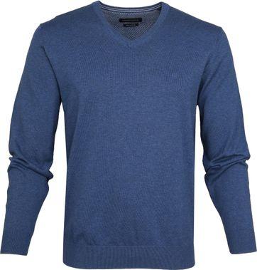 Casa Moda Pullover Blue