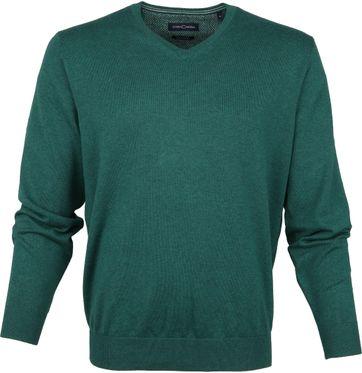 Casa Moda Pullover Groen