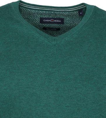 Casa Moda Pullover Grün
