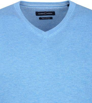 Casa Moda Pullover Light Blue