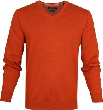 Casa Moda Pullover Oranje